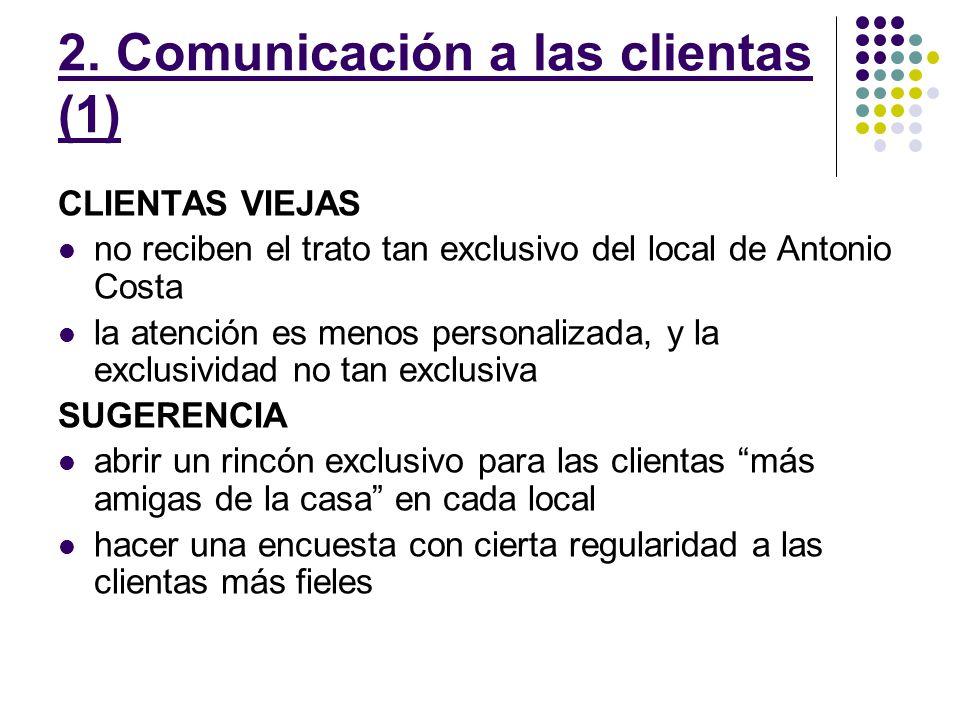 2. Comunicación a las clientas (1)