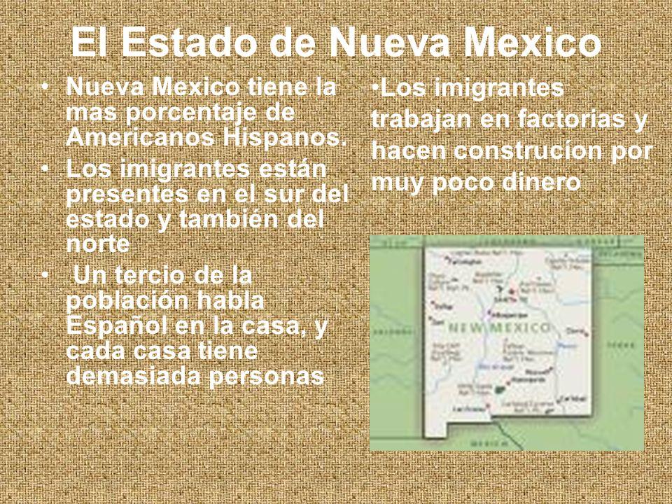 El Estado de Nueva Mexico