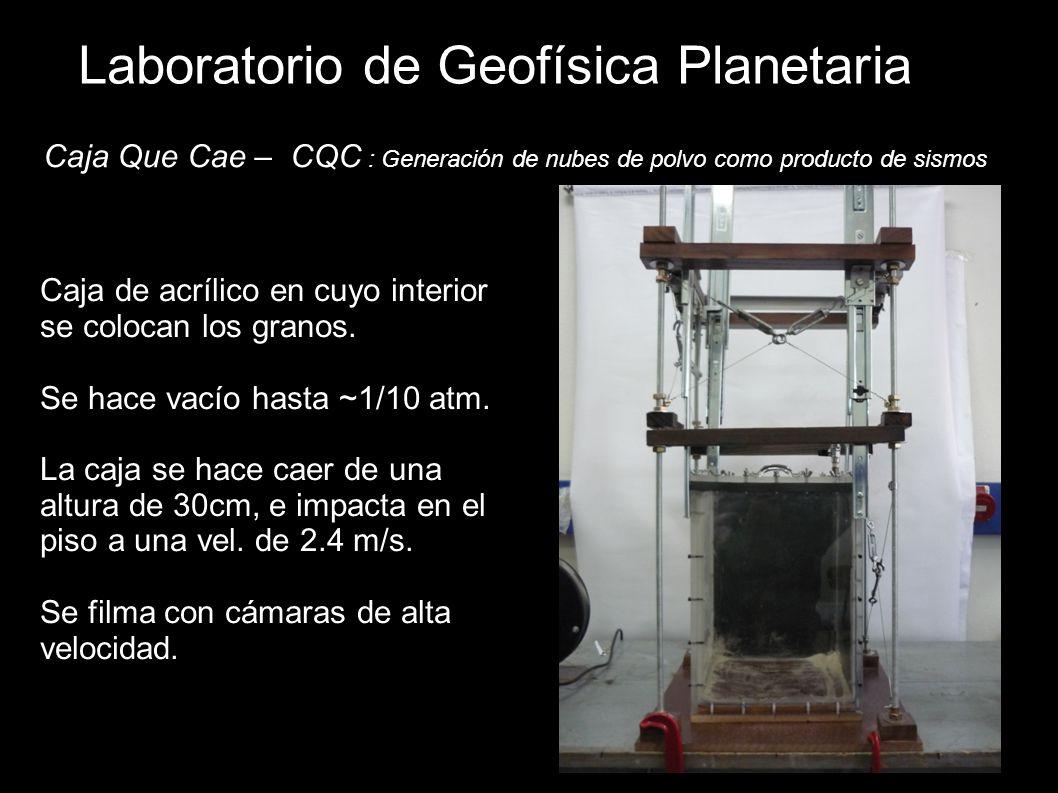 Laboratorio de Geofísica Planetaria