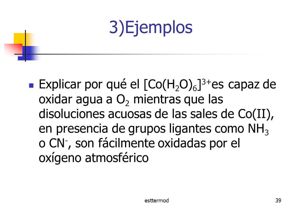 3)Ejemplos
