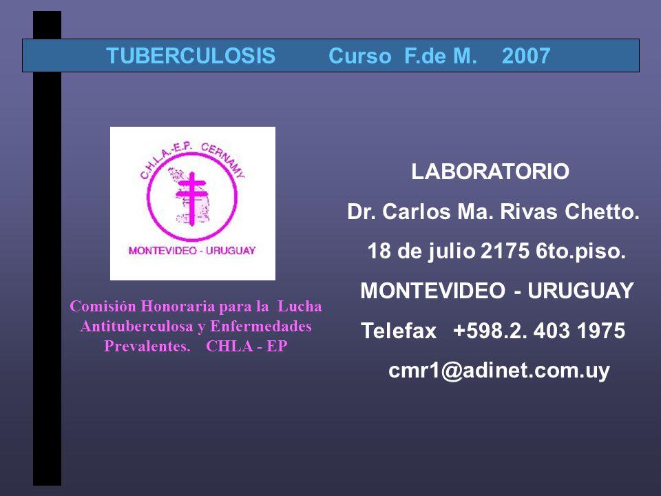 Dr. Carlos Ma. Rivas Chetto.