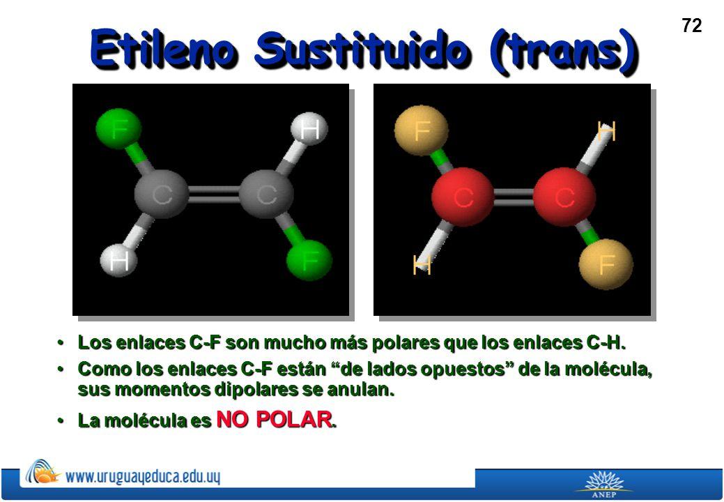 Etileno Sustituido (trans)