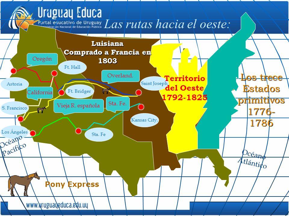 Los trece Estados primitivos