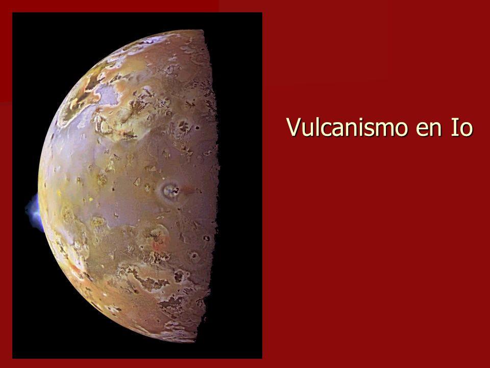 Vulcanismo en Io