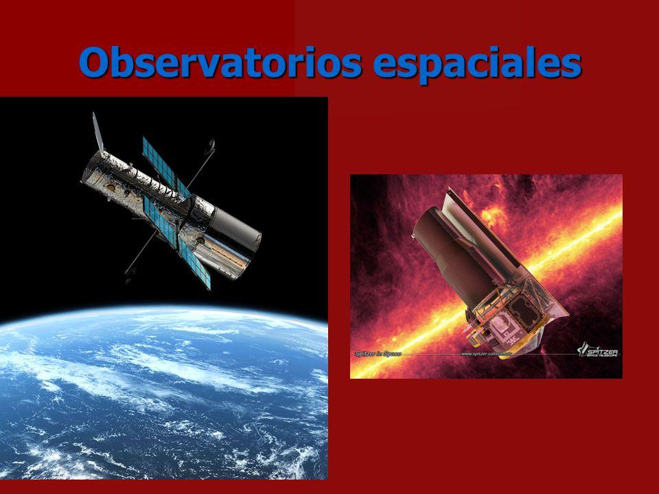 Observatorios espaciales