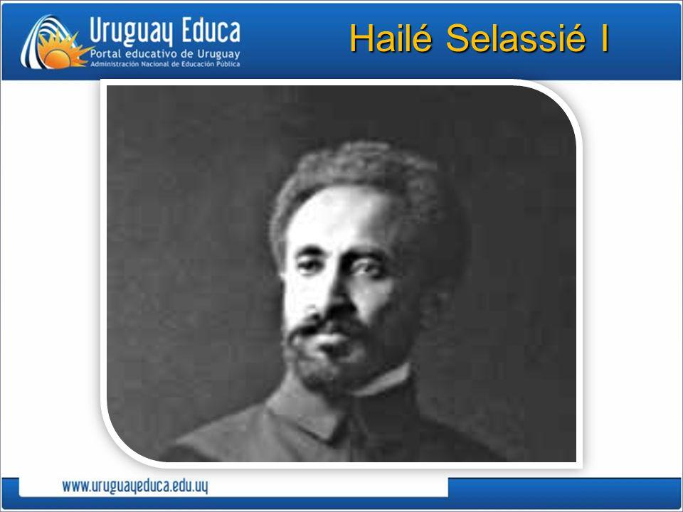 Hailé Selassié I
