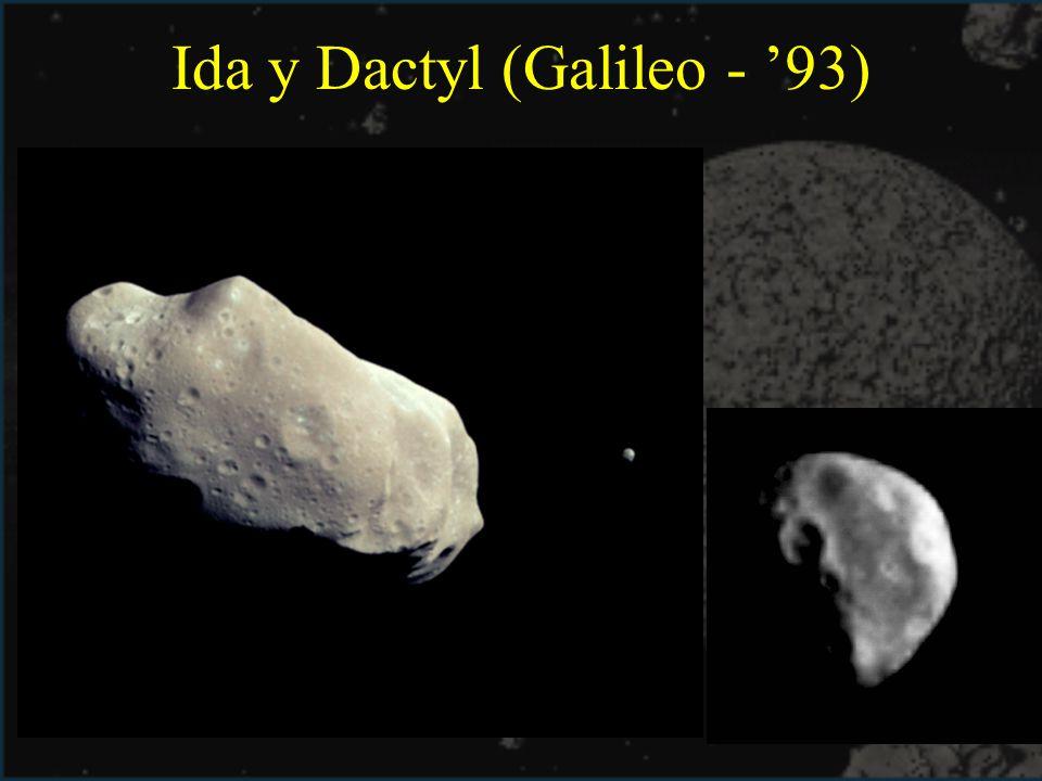 Ida y Dactyl (Galileo - '93)