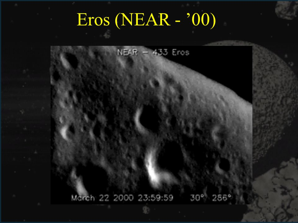 Eros (NEAR - '00)