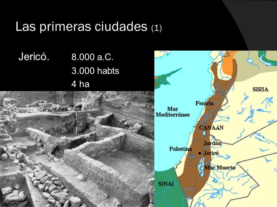 Las primeras ciudades (1)