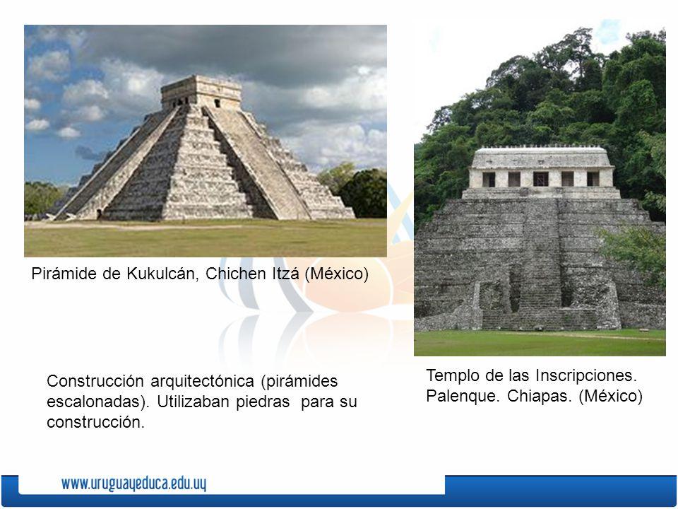 Pirámide de Kukulcán, Chichen Itzá (México)