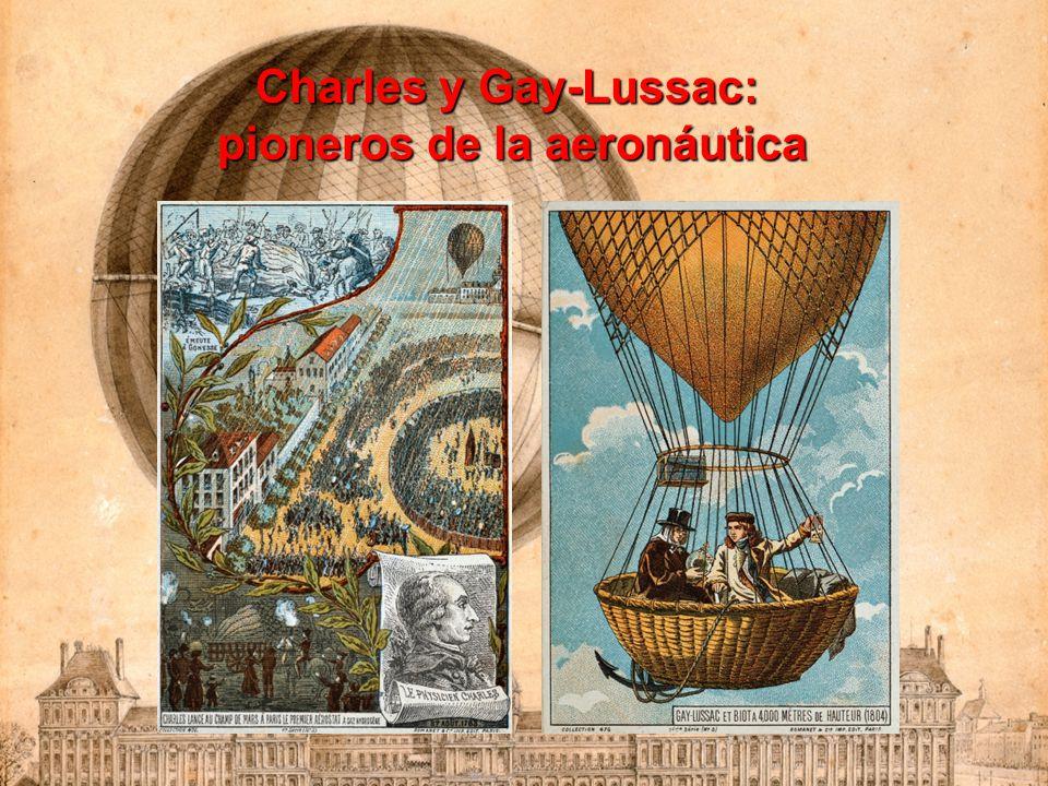 pioneros de la aeronáutica