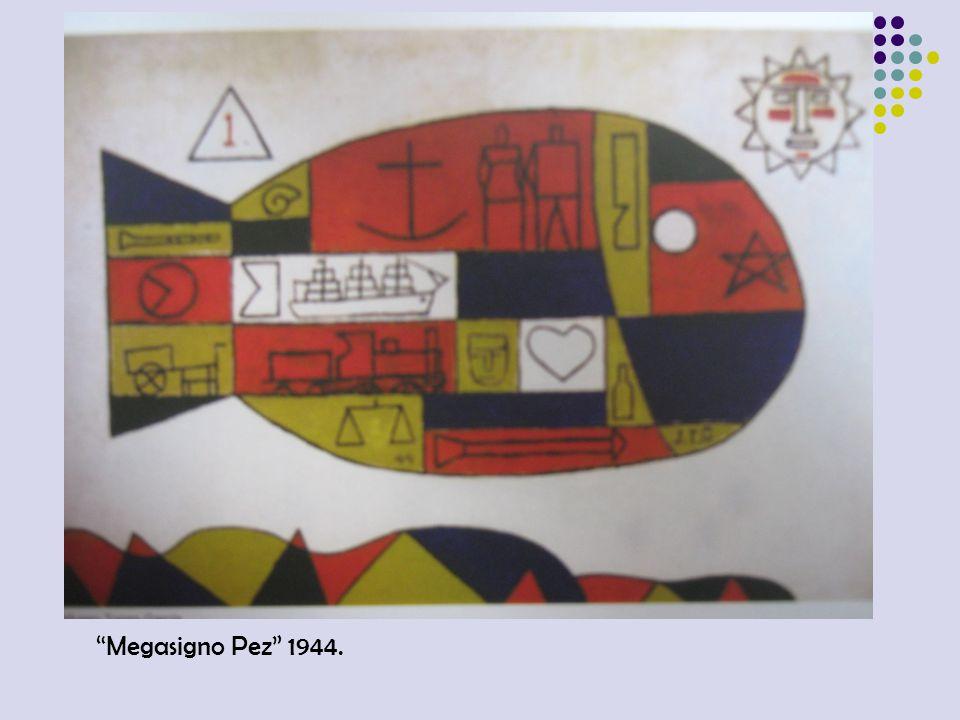 Megasigno Pez 1944.