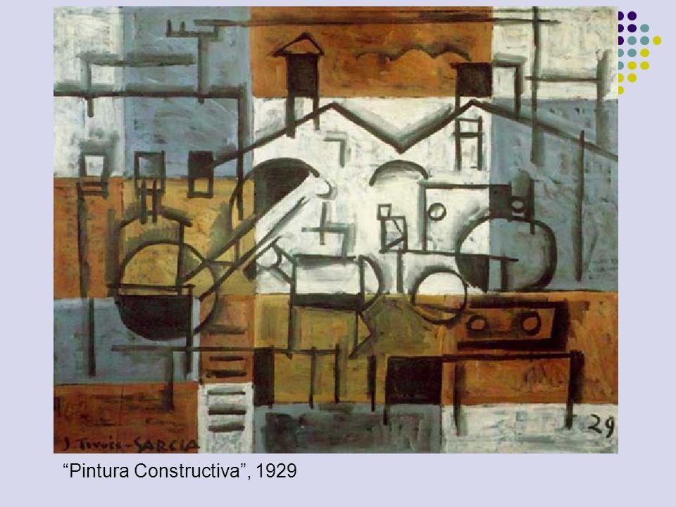 Pintura Constructiva , 1929