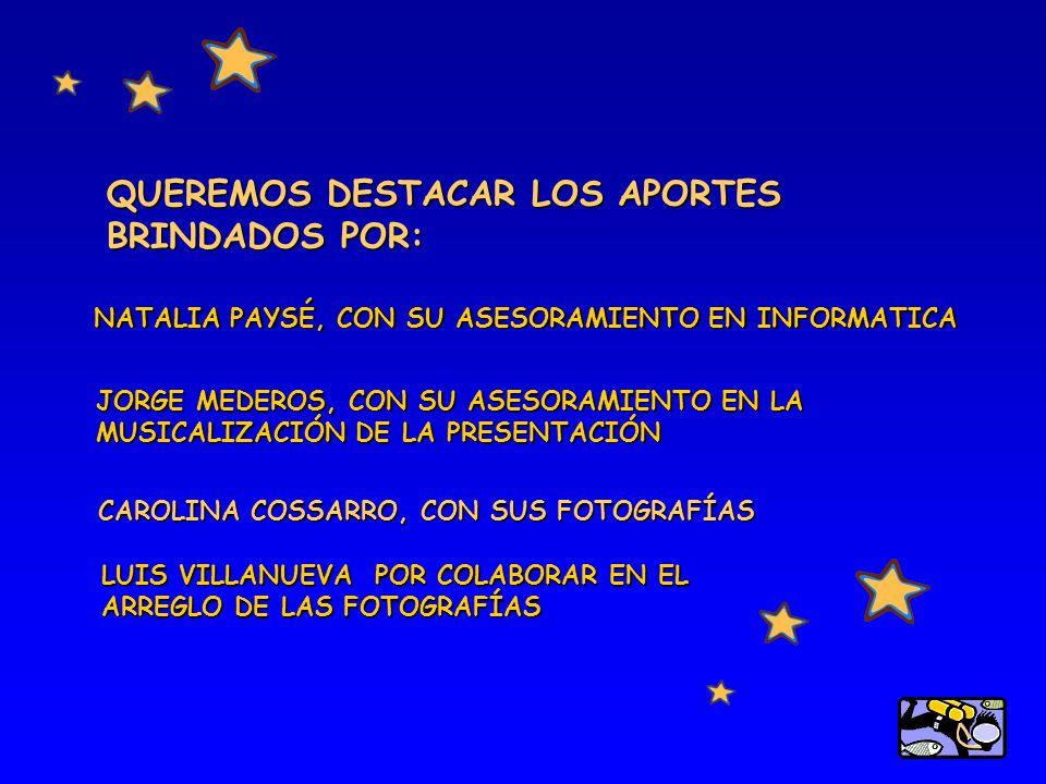 CAROLINA COSSARRO, CON SUS FOTOGRAFÍAS