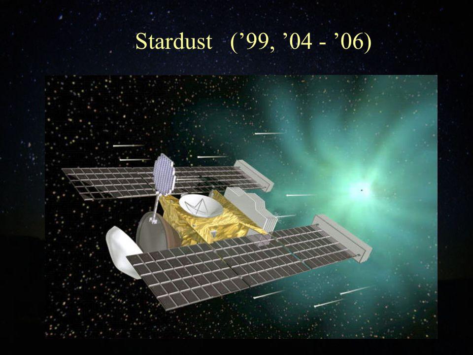 Stardust ('99, '04 - '06)