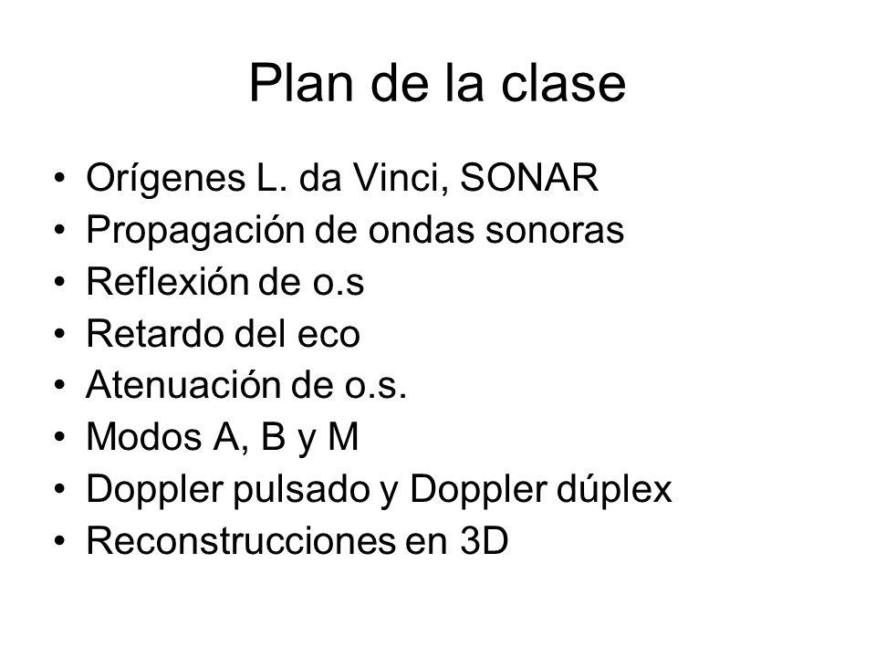 Plan de la clase Orígenes L. da Vinci, SONAR