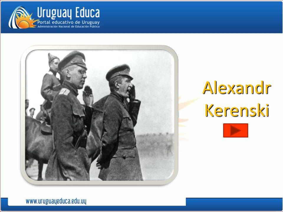 Alexandr Kerenski