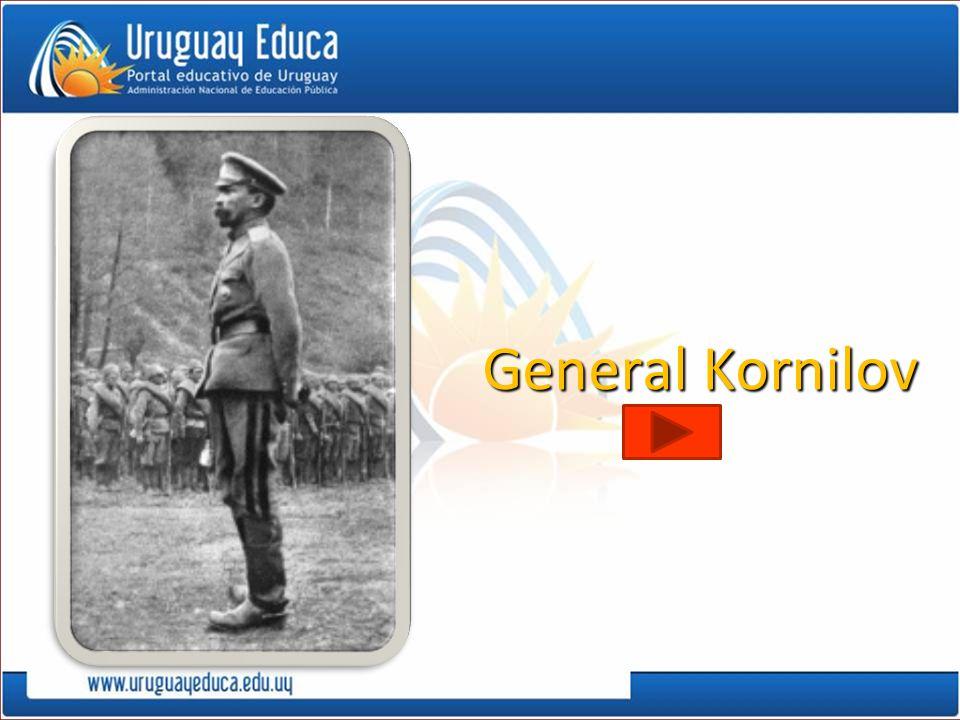 General Kornilov