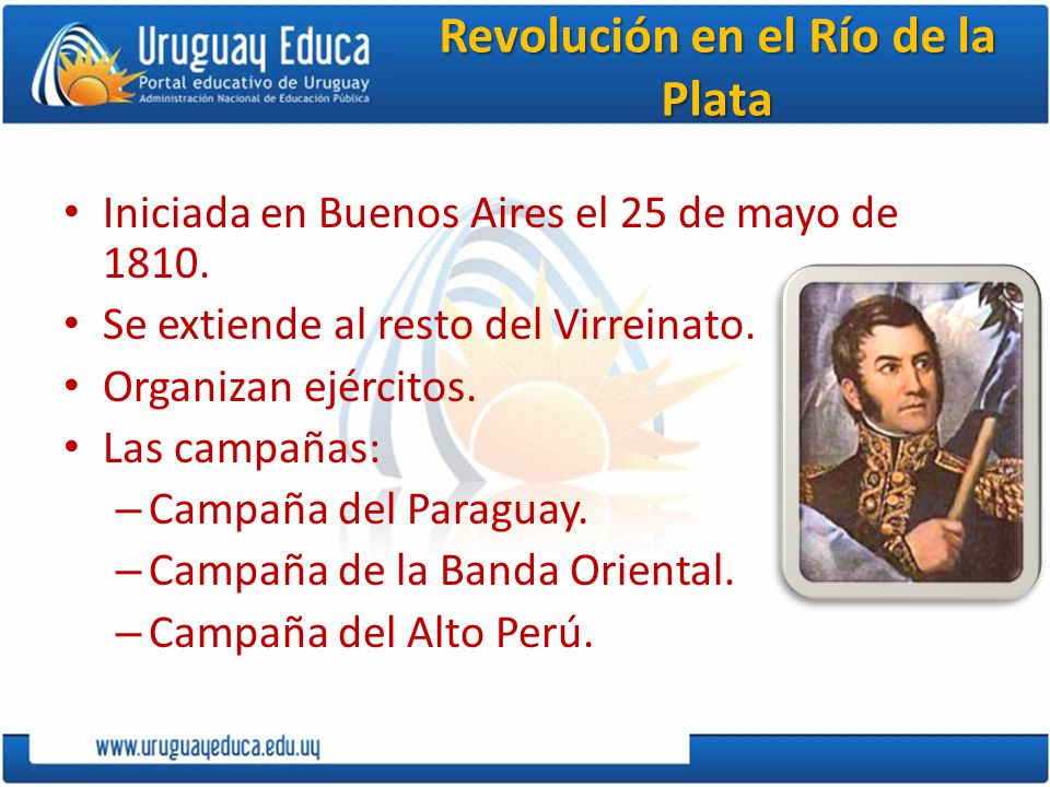 Revolución en el Río de la Plata