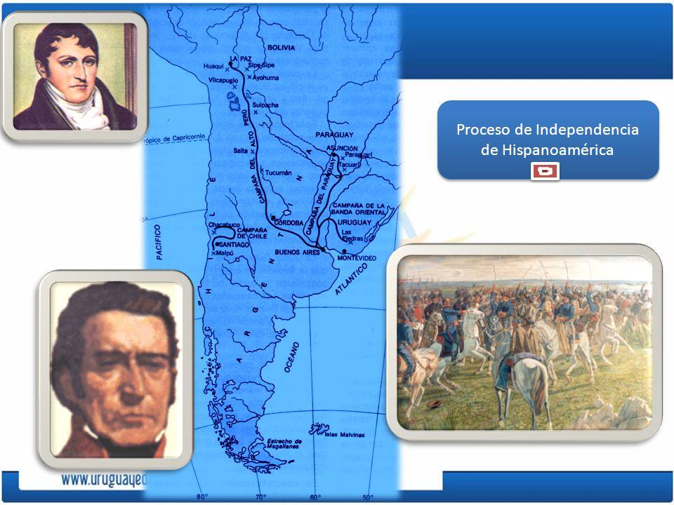 Proceso de Independencia de Hispanoamérica