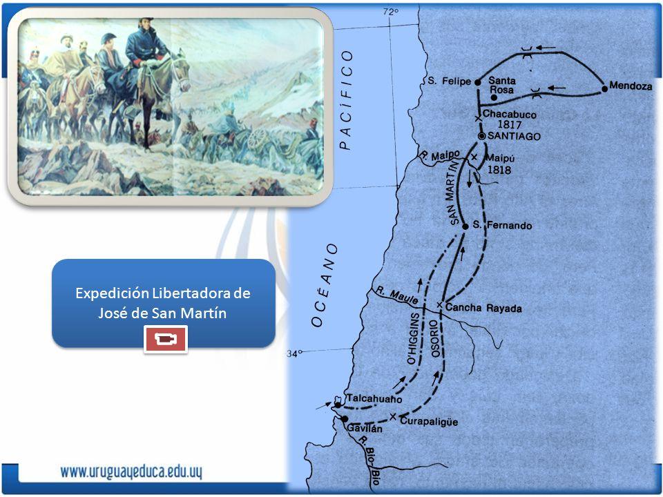 Expedición Libertadora de José de San Martín