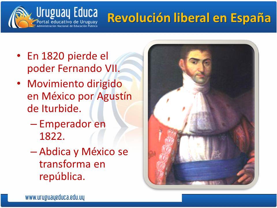 Revolución liberal en España