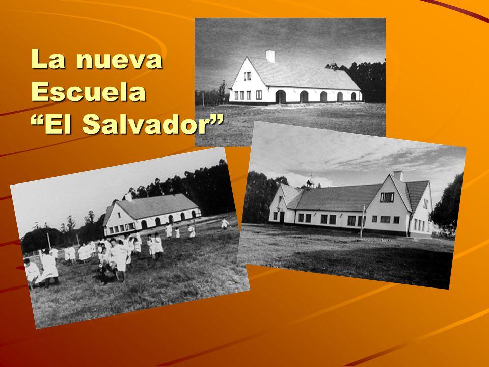 La nueva Escuela El Salvador