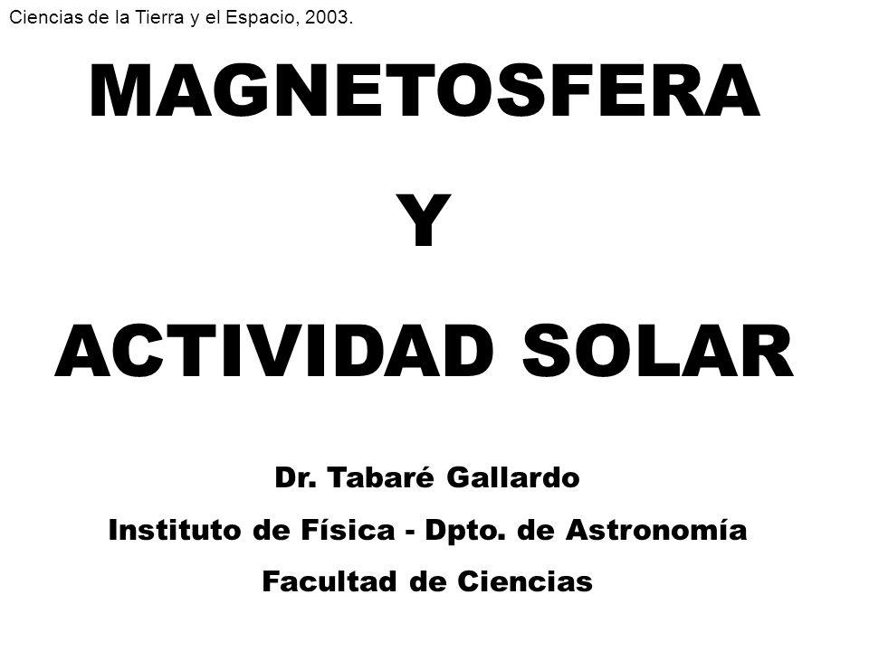 Instituto de Física - Dpto. de Astronomía