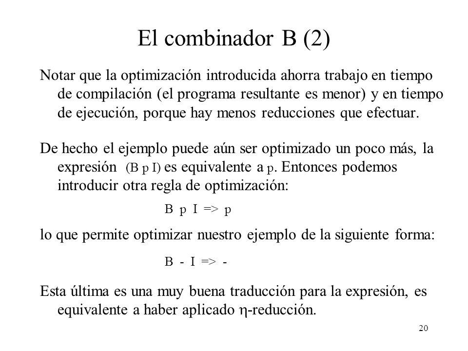 El combinador B (2)