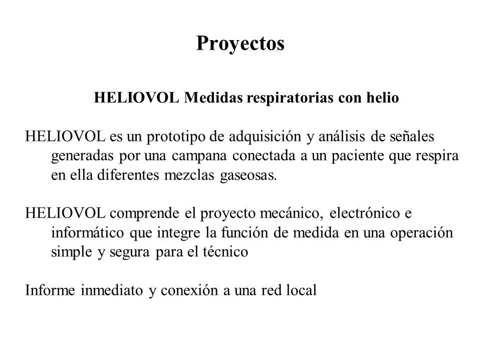 HELIOVOL Medidas respiratorias con helio