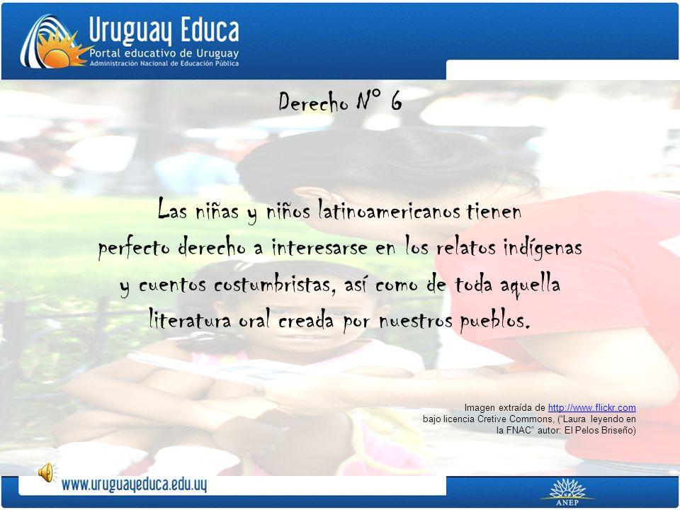 Las niñas y niños latinoamericanos tienen