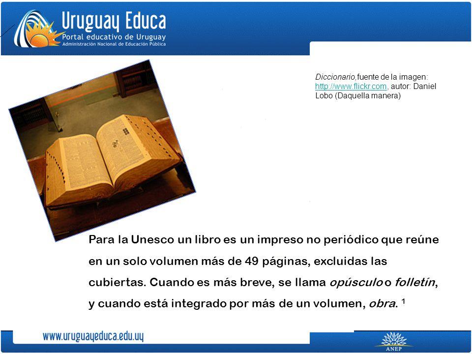 Diccionario,fuente de la imagen: http://www. flickr