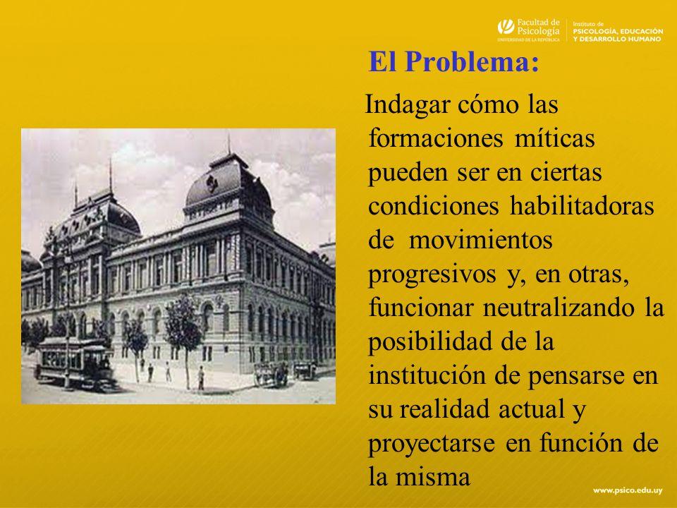 El Problema: