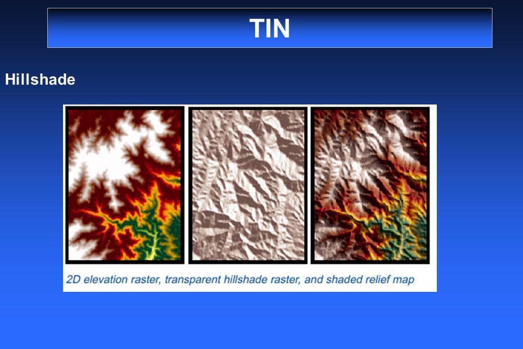 TIN Hillshade