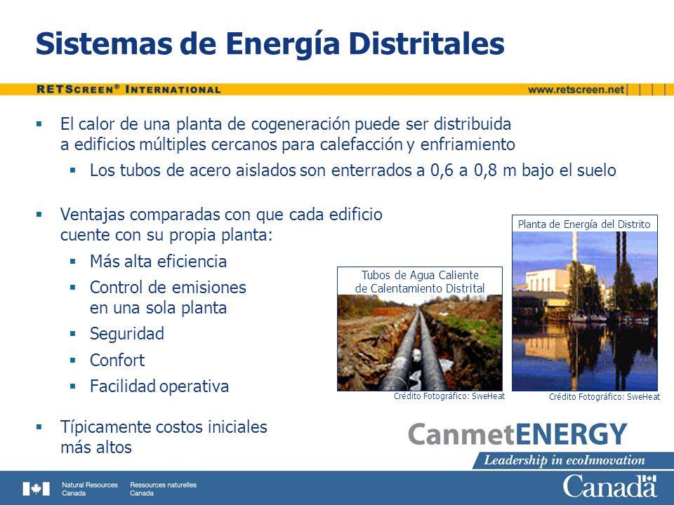 Sistemas de Energía Distritales