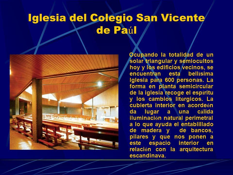 Iglesia del Colegio San Vicente de Paúl