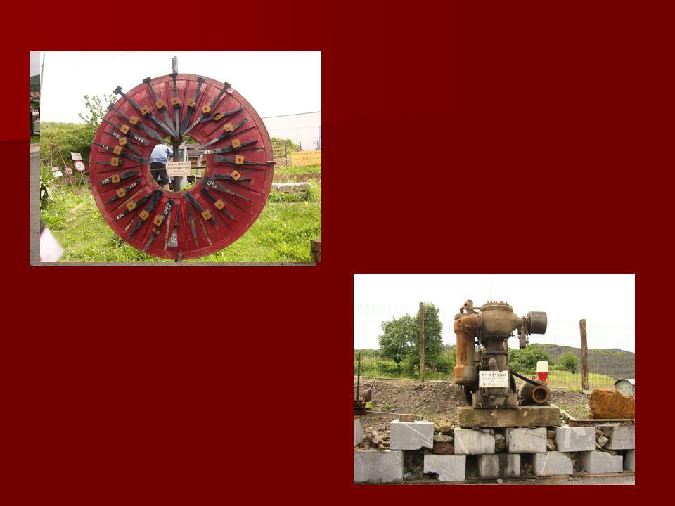 Vagonetas para el desplazamiento del hierro