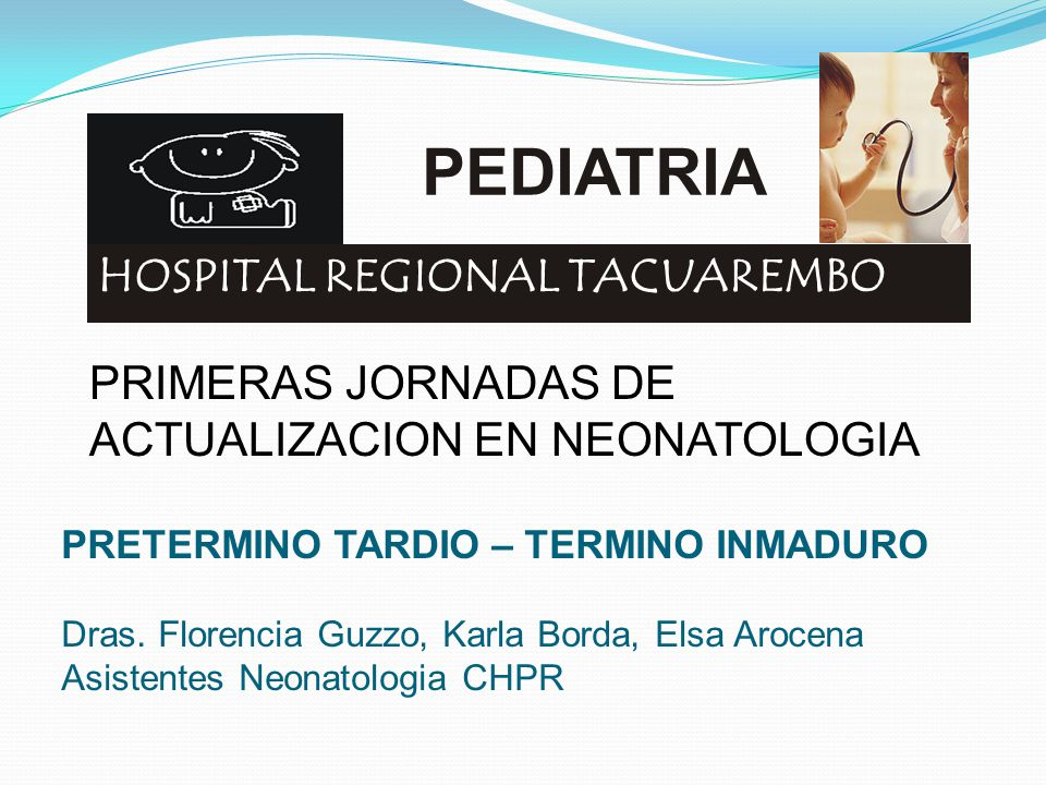 PEDIATRIA HOSPITAL REGIONAL TACUAREMBO
