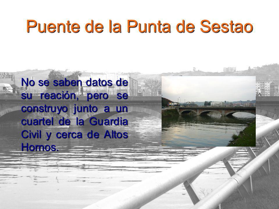 Puente de la Punta de Sestao