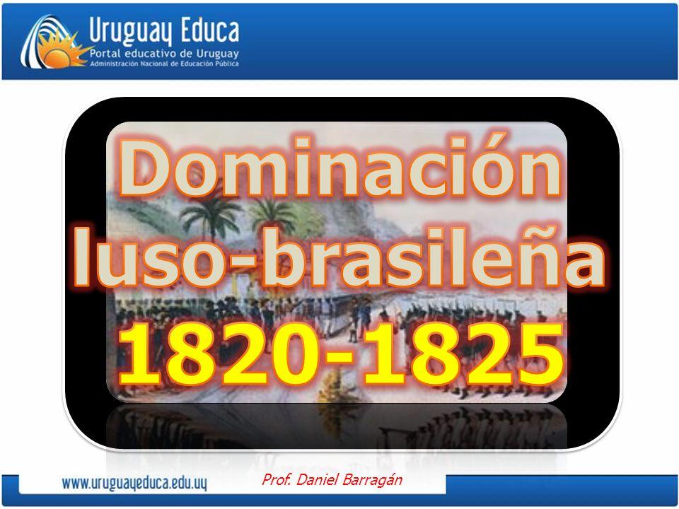 Dominación luso-brasileña