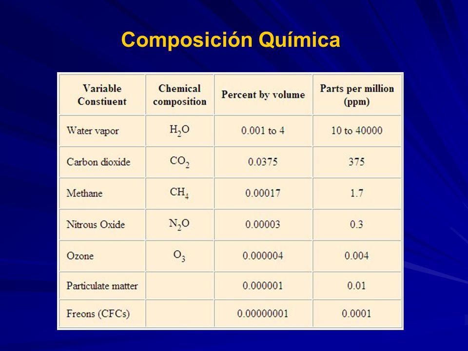 Composición Química