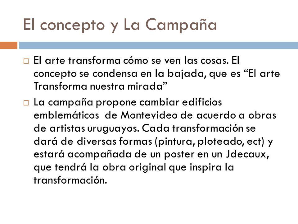 El concepto y La Campaña