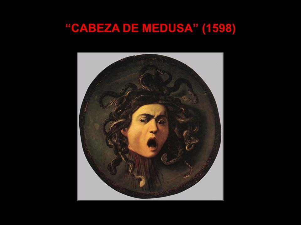 CABEZA DE MEDUSA (1598)