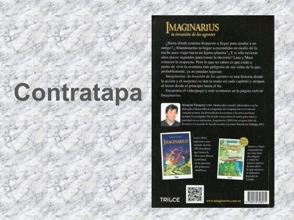 Contratapa