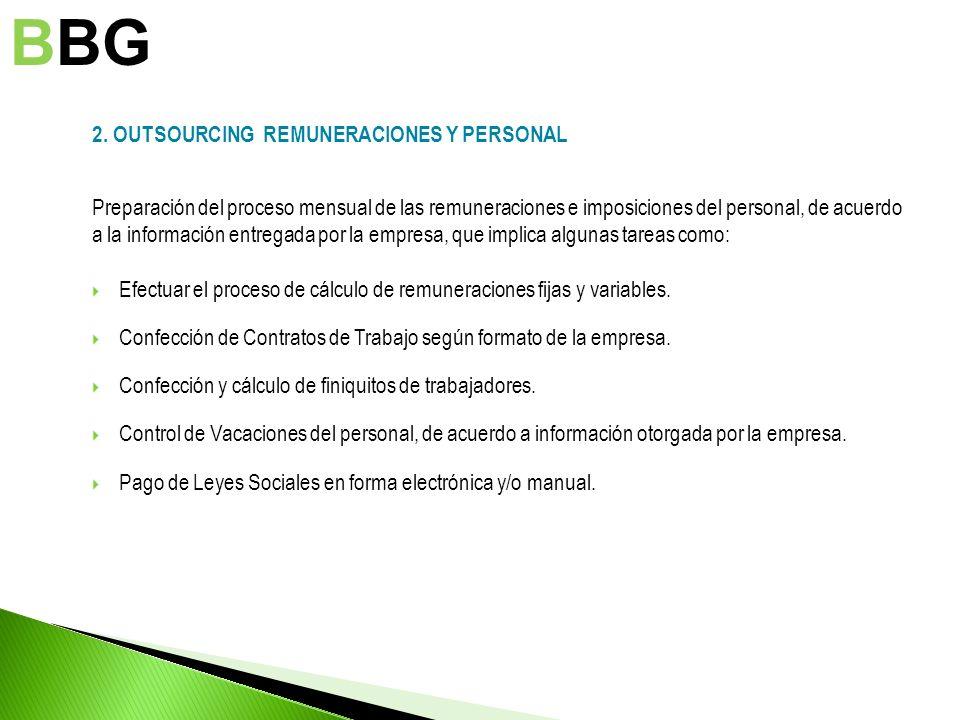 BBG 2. OUTSOURCING REMUNERACIONES Y PERSONAL