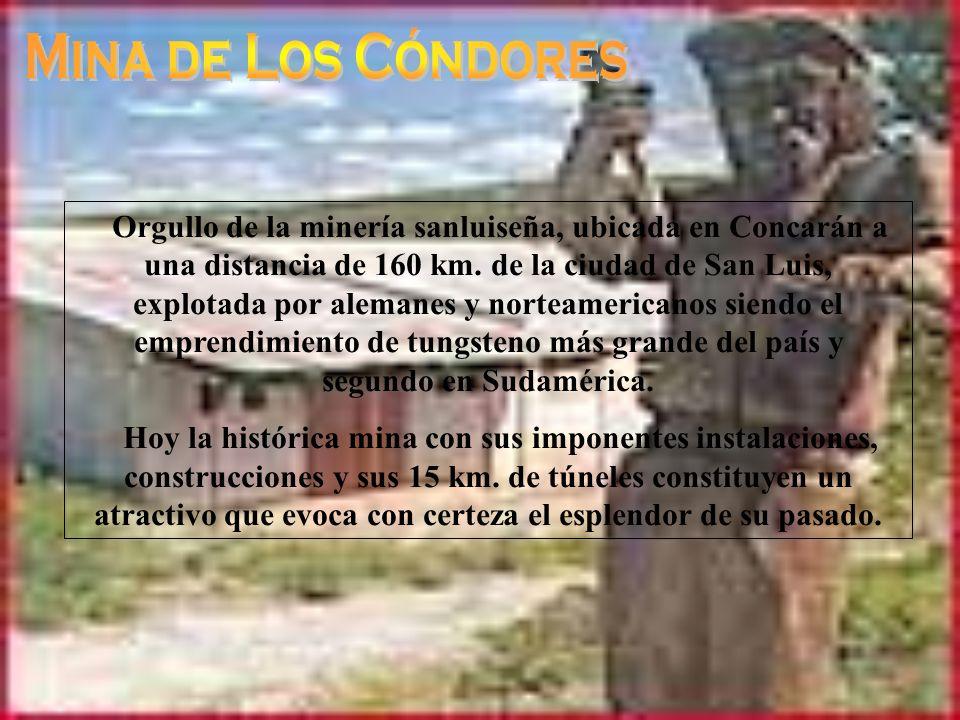 Mina de Los Cóndores