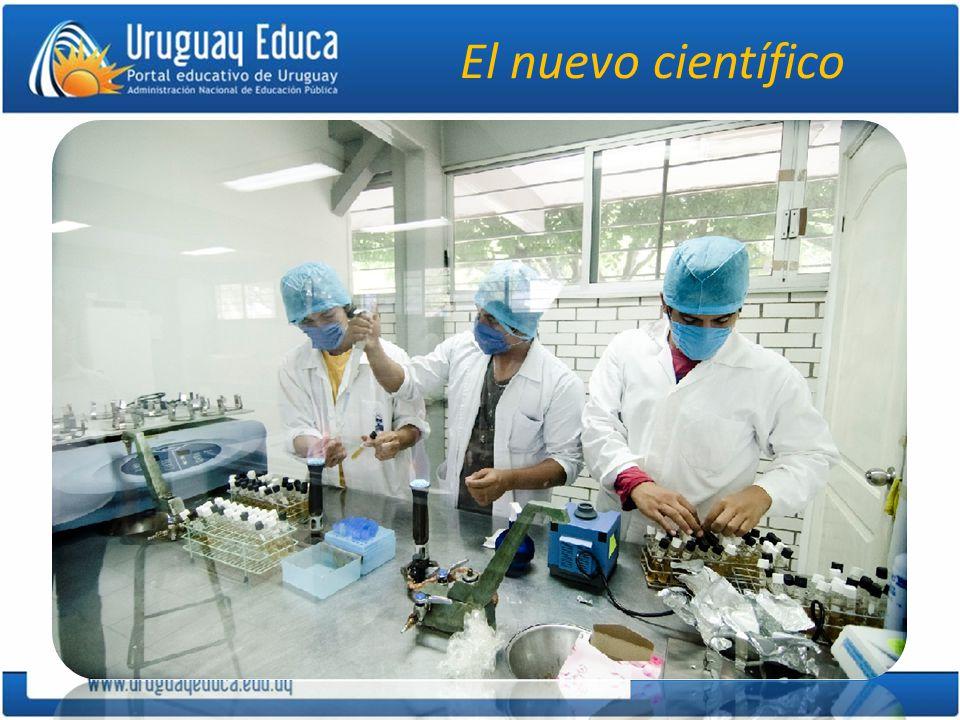El nuevo científico