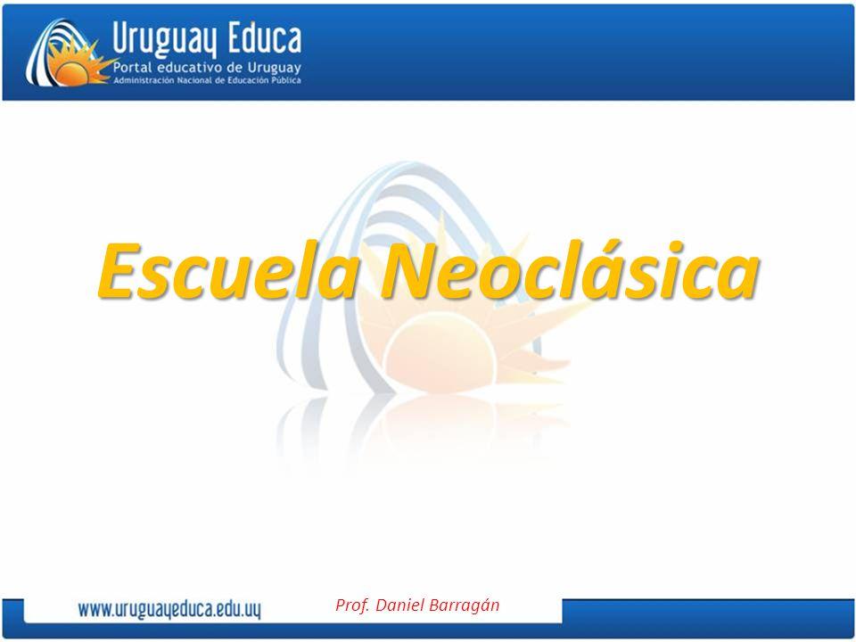 Escuela Neoclásica