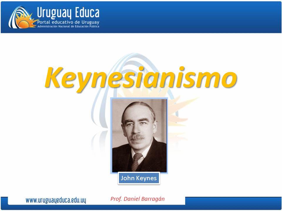 Keynesianismo John Keynes
