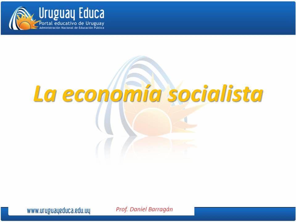 La economía socialista